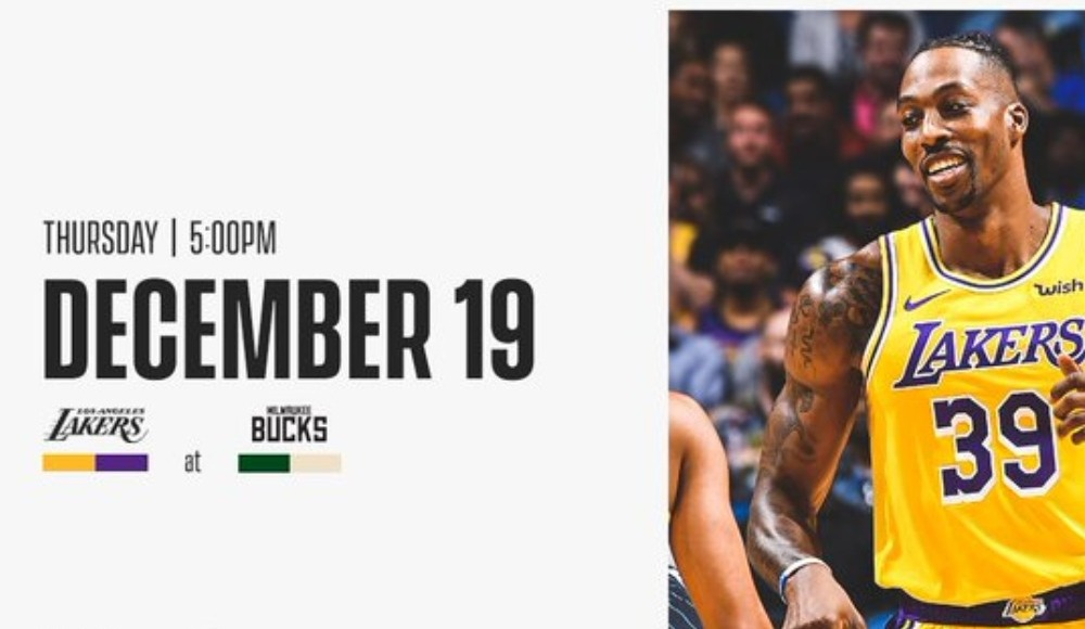 Milwaukee Bucks - Los Angeles Lakers (Canlı Skor)