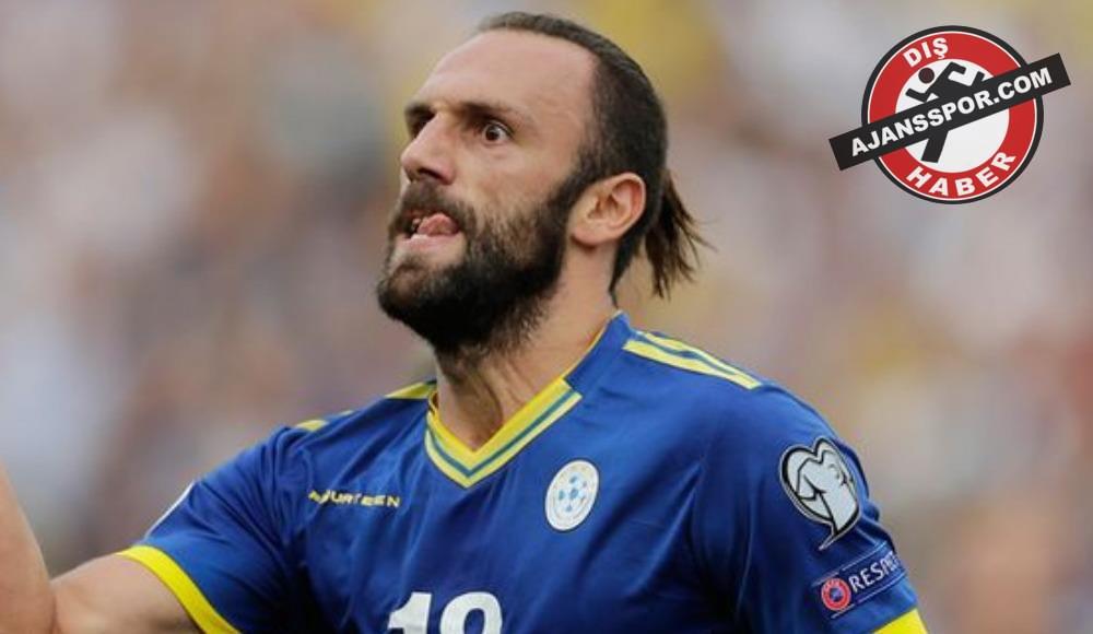 Vedat Muriç, Kosova'da yılın futbolcusu seçildi