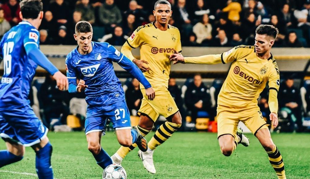 Hoffenheim'den müthiş geri dönüş! 2-1