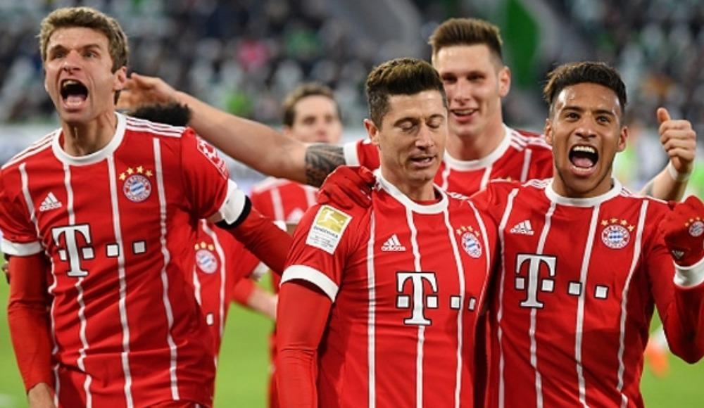 Bayern Münih - Wolfsburg (Canlı Skor)