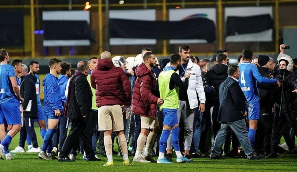 Galatasaraylı taraftarlar, Tuzlaspor'un resmi internet sitesini hackledi