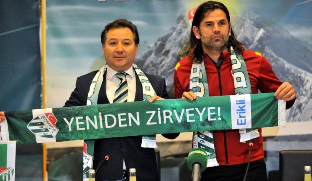 Bursaspor'da Üzülmez dönemi başladı!