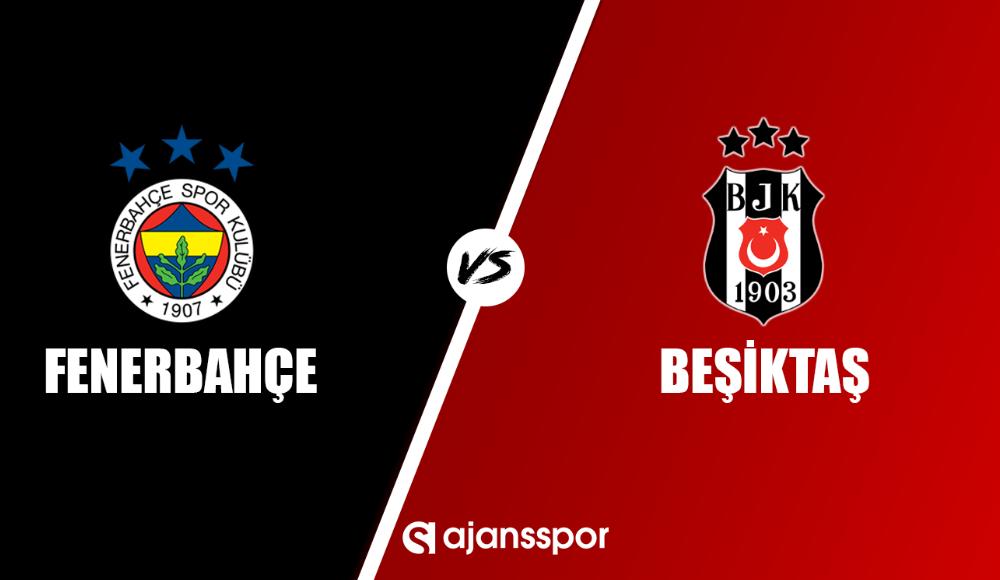 Şifresiz maç yayını: Fenerbahçe Beşiktaş