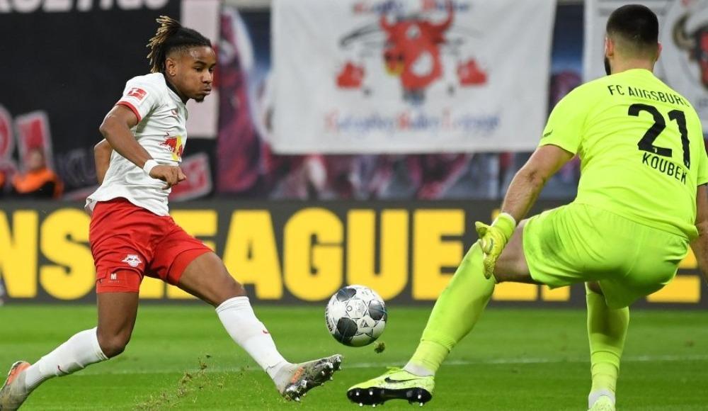 Leipzig evinde kazandı: 3-1!