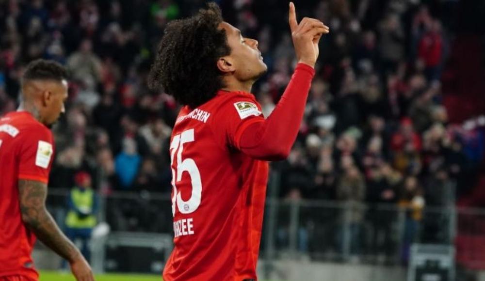 Bayern Münih ikinci yarıda açıldı!