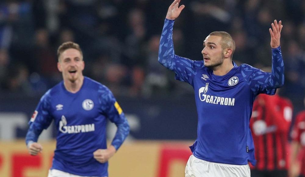 Ahmed Kutucu attı, Schalke 04 puanı kaptı! 2-2
