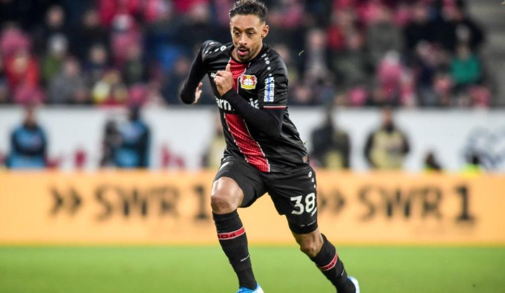 Lucas Alario, Bayer Leverkusen'e 90'da hayat verdi! 0-1