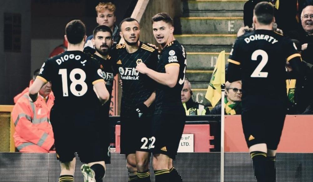 Wolverhampton deplasmanda kazandı: 1-2!