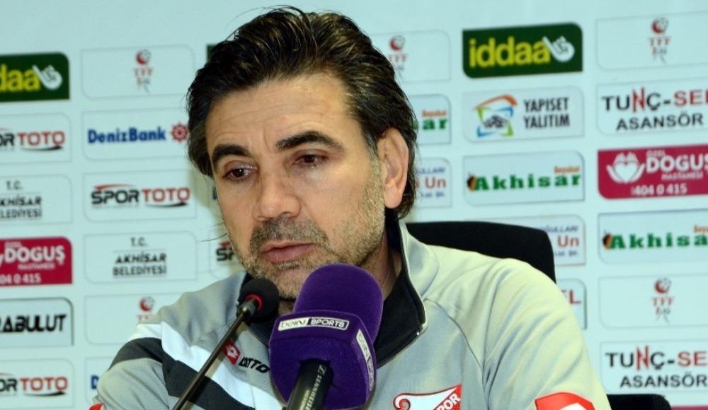 """Osman Özköylü: """"Çok zorlu bir deplasmandan çok önemli 1 puan aldık"""""""
