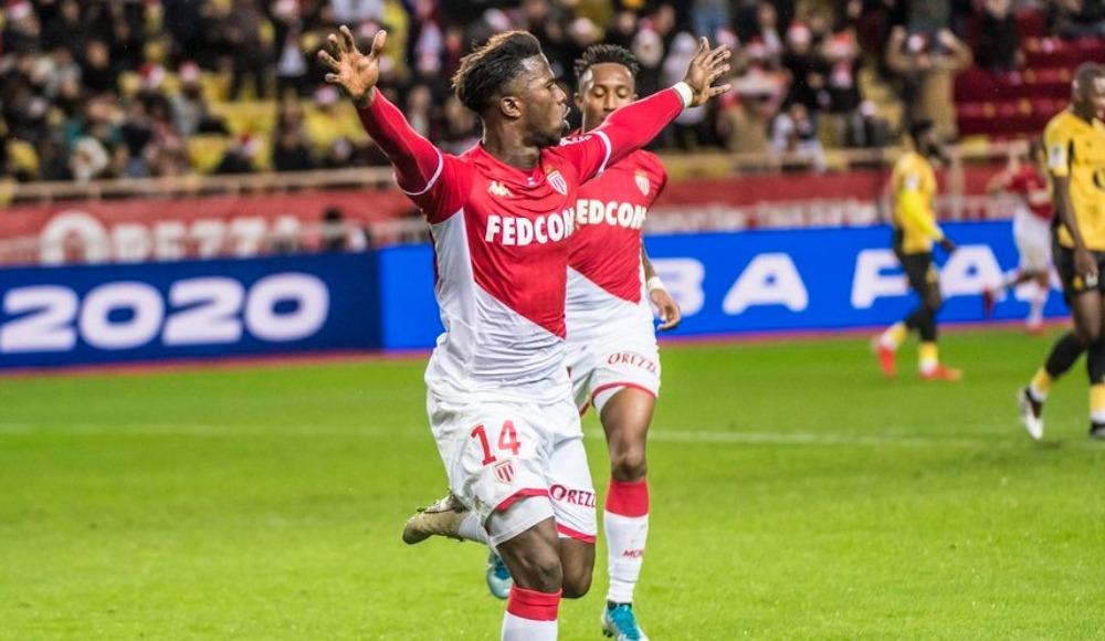 Wissam Ben Yedder atıyor, Monaco kazanıyor! 5-1