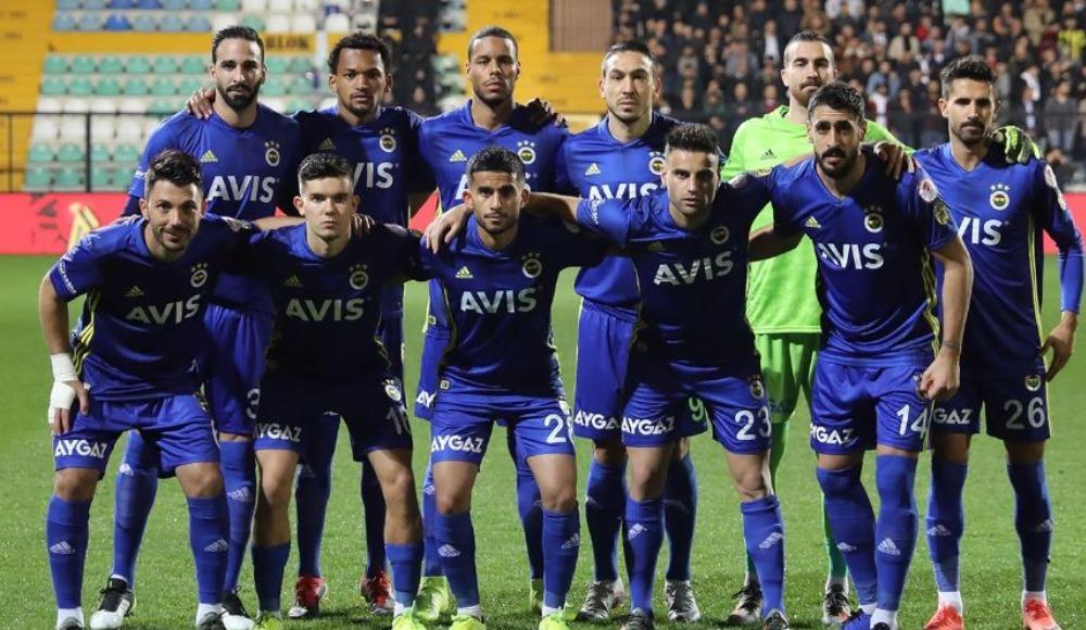 Fenerbahçe'nin derbi kadrosu! Beşiktaş maçında...