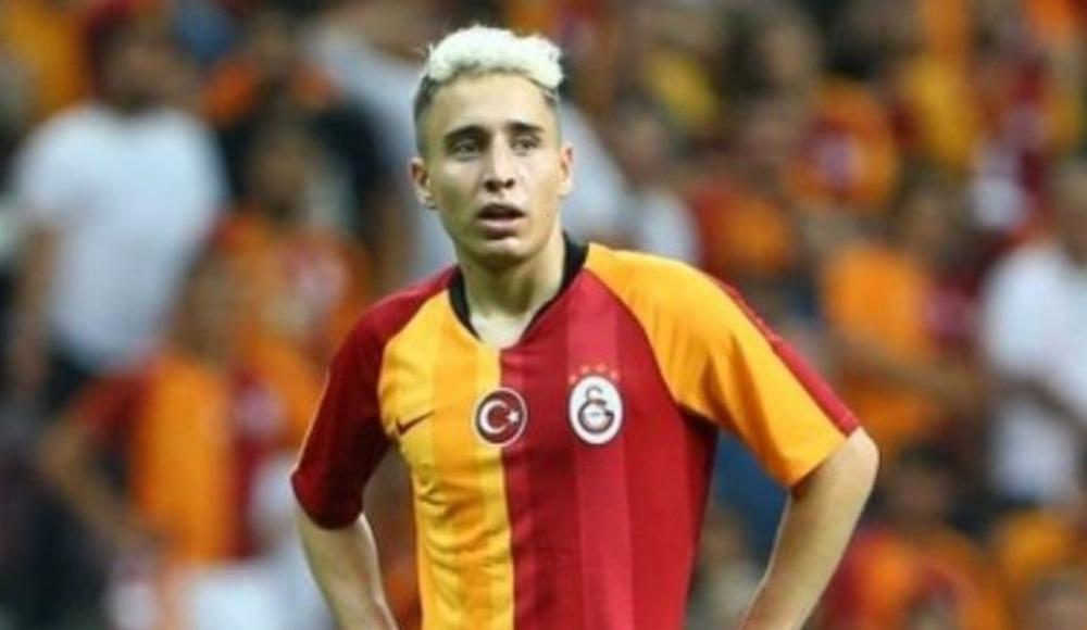 Galatasaray'dan Emre Mor kararı!