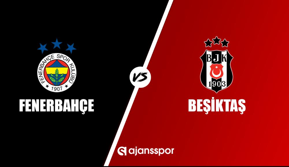 Süper Lig şifresiz izle Fenerbahçe Beşiktaş