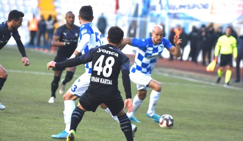 Altay deplasmanda kazandı: 1-3!