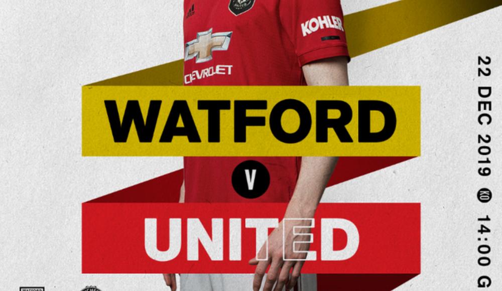 Watford - Manchester United (Canlı Skor)