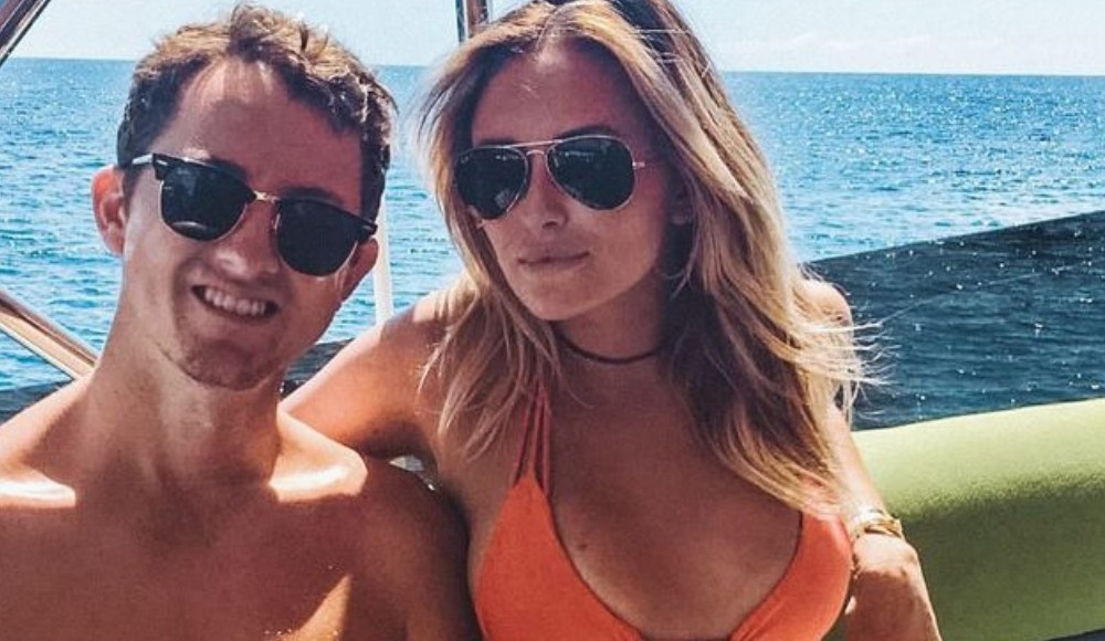 Dustin Johnson'dan Paulina Gretzky'ya!