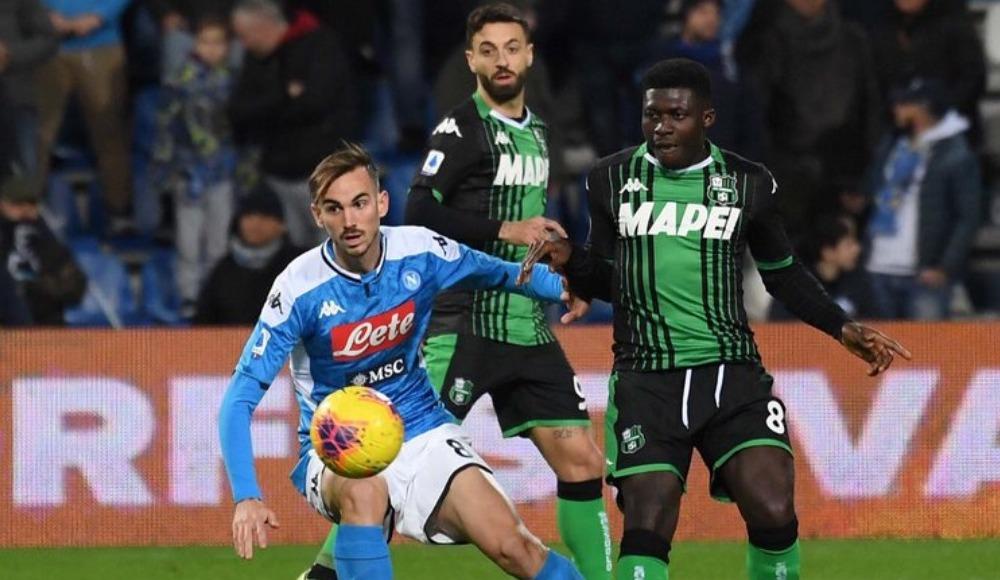 Eljif Elmas attı, Napoli haftalar sonra kazandı! 1-2