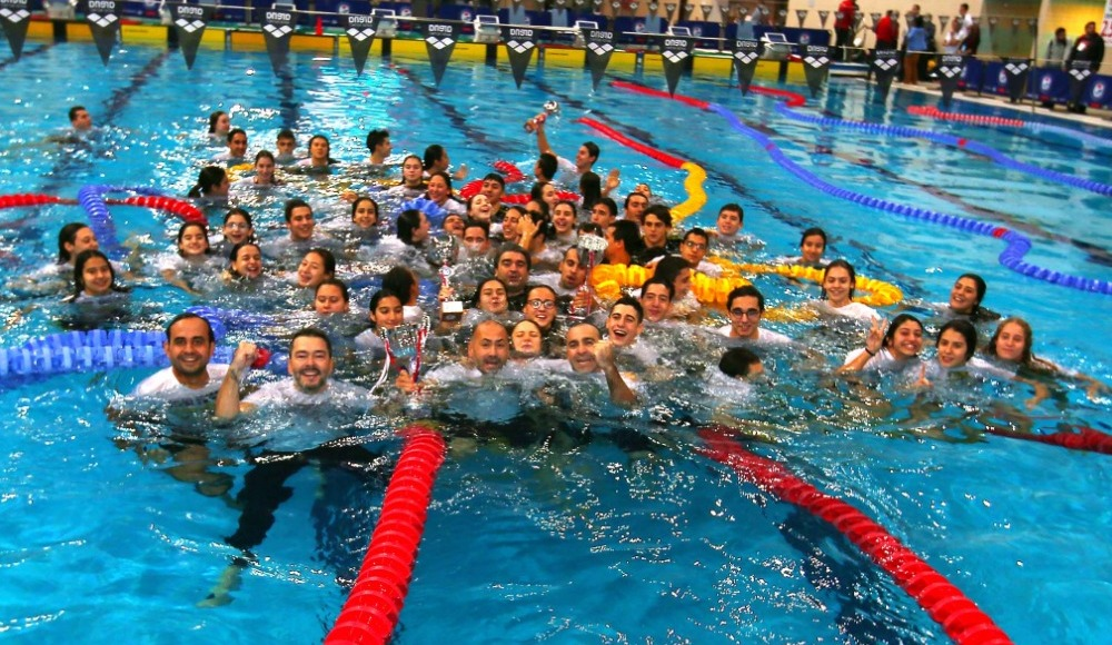 Fenerbahçe Yüzme takımı şampiyon oldu!