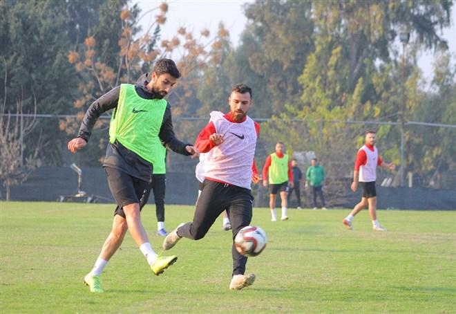 Hatayspor, Bursaspor maçı hazırlıklarına başladı
