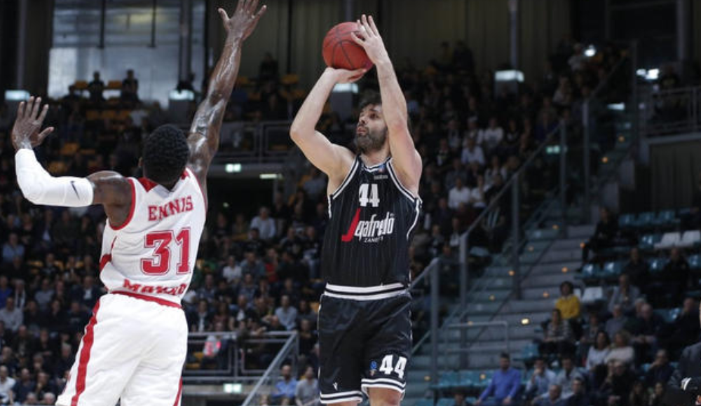 Teodosic, ULEB Avrupa Kupası'nda normal sezonun MVP'si oldu