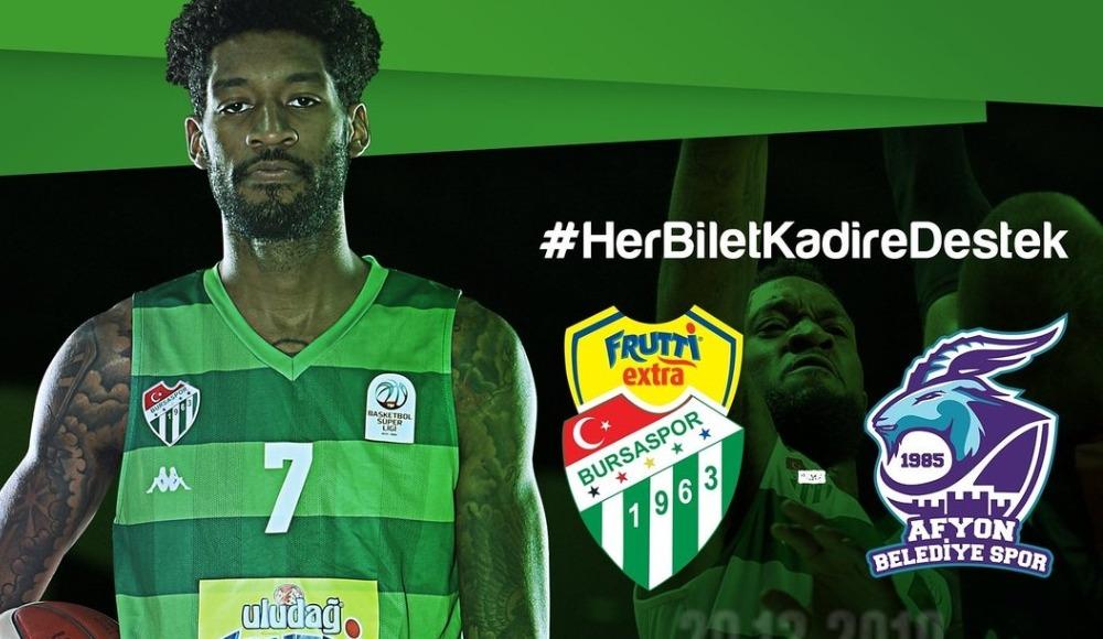 Bursaspor'dan kemik tümörü teşhisi konulan genç oyuncuya destek