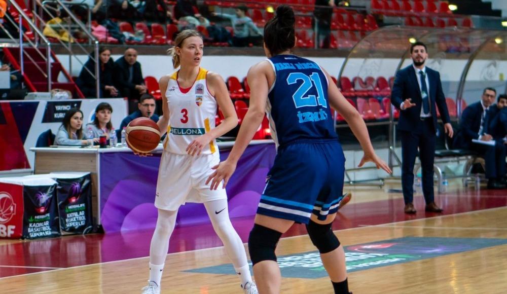Kayseri Basketbol, İzmit Belediyespor'u mağlup etti