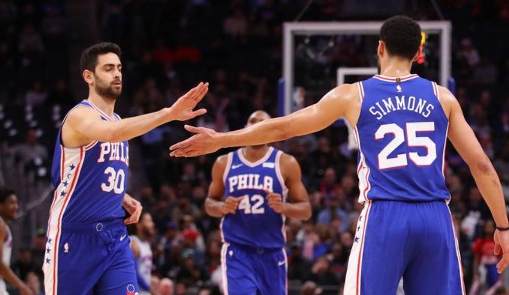 CANLI İZLE: Philadelphia 76ers - Milwaukee Bucks