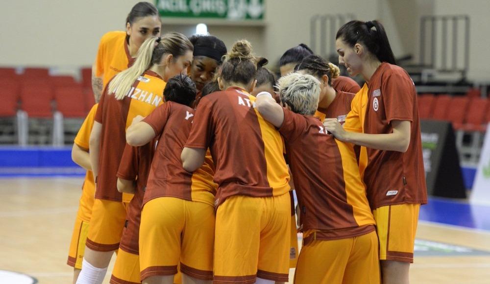 Galatasaray, Hatay Büyükşehir Belediyespor'u mağlup etti
