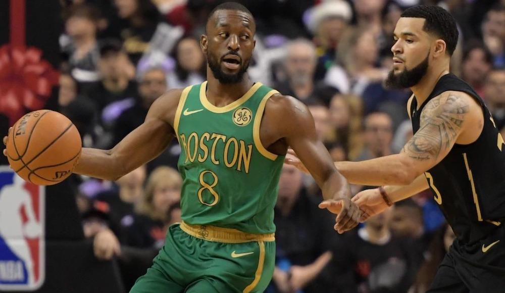 Boston Celtics, Toronto Raptors deplasmanından rahat çıktı!