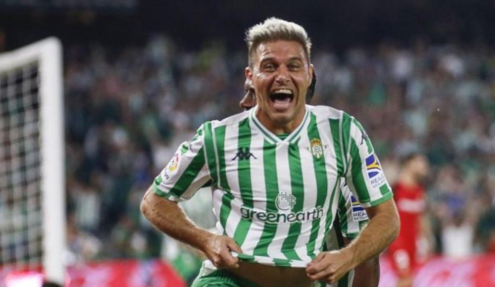 Joaquin Sanchez, Real Betis ile sözleşmesini bir yıl uzattı