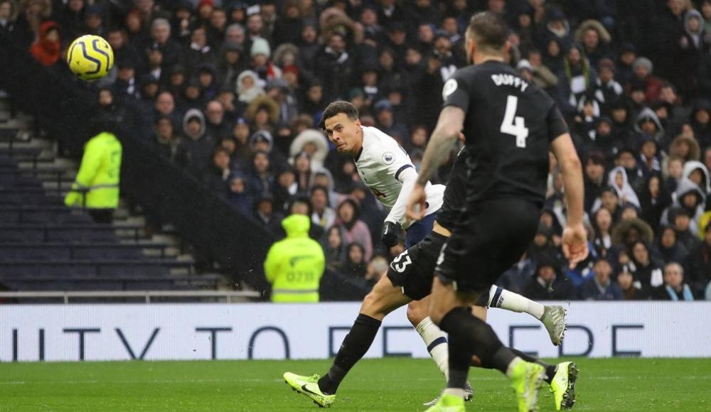 Tottenham geriden gelip kazandı