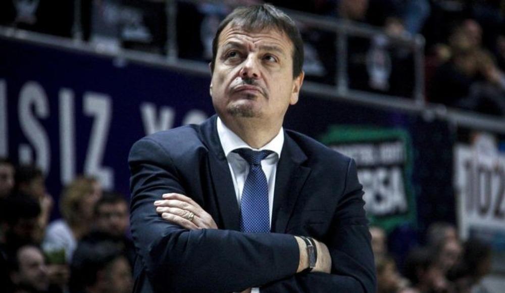 Ergin Ataman: ''Daha agresif olmamız gerekiyordu''