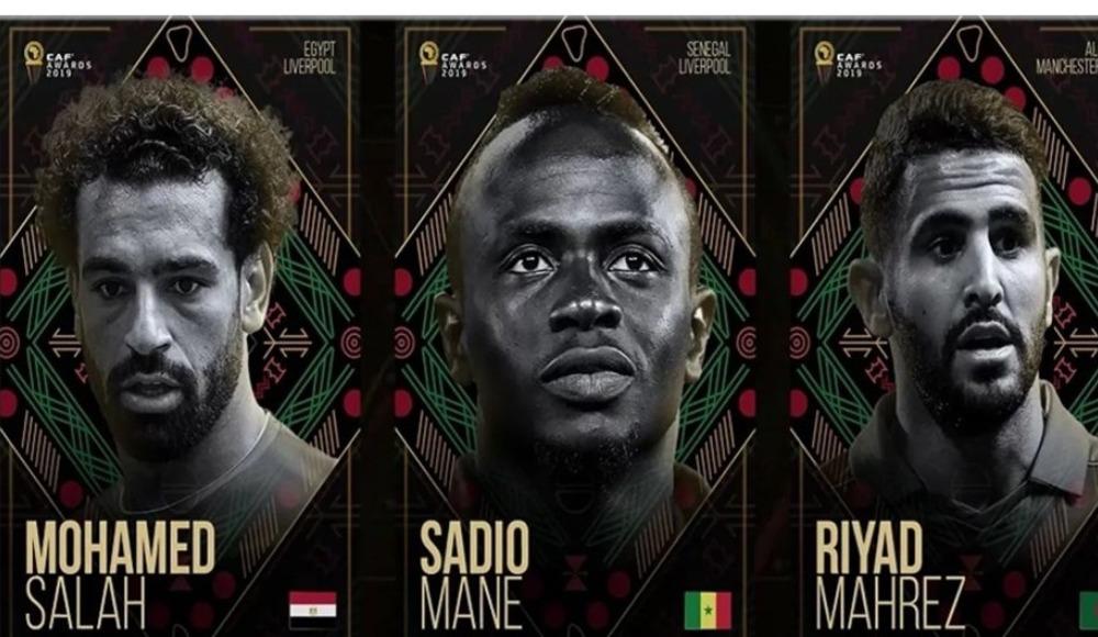 """""""Yılın Afrikalı Futbolcusu"""" ödülüne 3 aday"""
