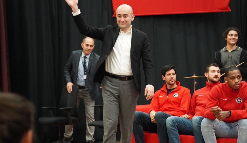 Bahçeşehir Basketbol takımı Gaziantep'e taşınabilir