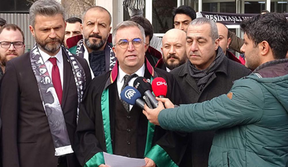 Fenerbahçe-Beşiktaş maçında görev alan hakemler hakkında suç duyurusu