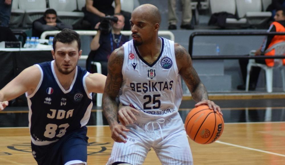 Kara Kartallar'dan ayrılan Theodore Galatasaray Doğa Sigorta'ya rakip