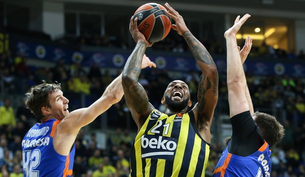 Fenerbahçe Beko uzatmada kaybetti!