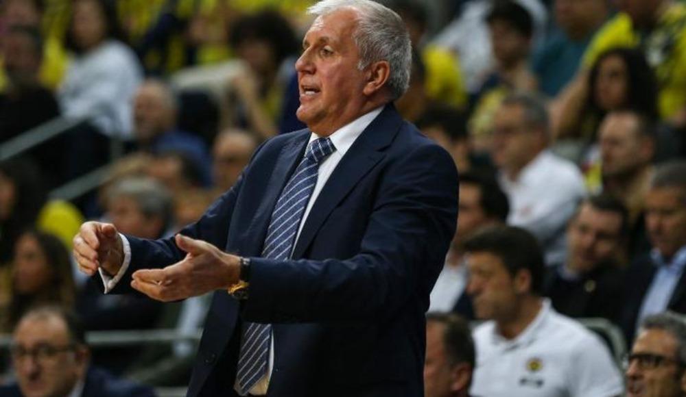 Obradovic: ''Oyuncularımız kazanmak için çok savaştı ama...''