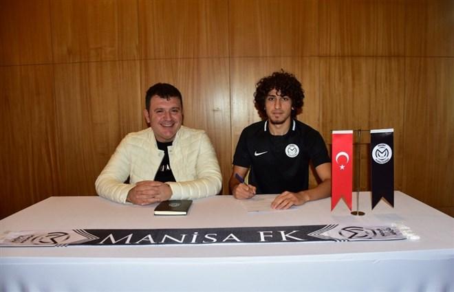 Manisa FK Pendikspor'un genç oyuncusunu renklerine bağladı