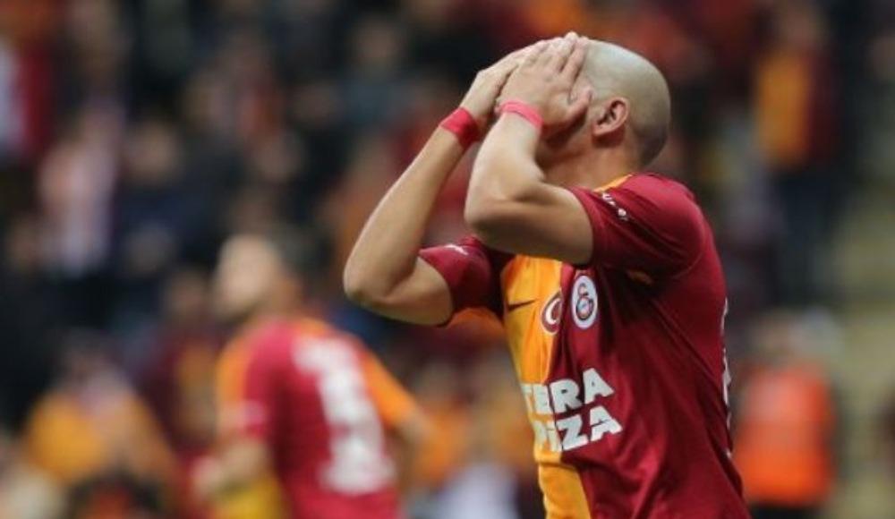 Feghouli'nin büyük üzüntüsü!