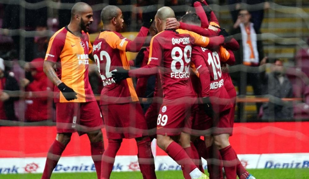 Galatasaray - Altay (Canlı Skor)
