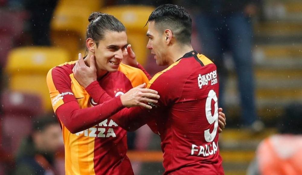 """İnşallah ikinci yarı daha iyi oynayan bir Galatasaray olur"""