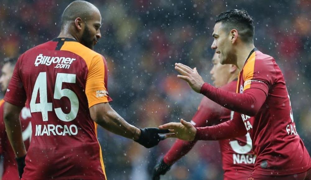 Marcao'nun Galatasaray'daki bu sezonki performansı