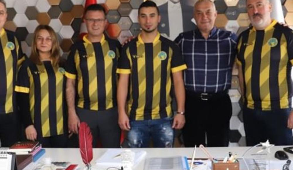 Gökhan Emreciksin, Alaşehir Belediyespor'a transfer oldu