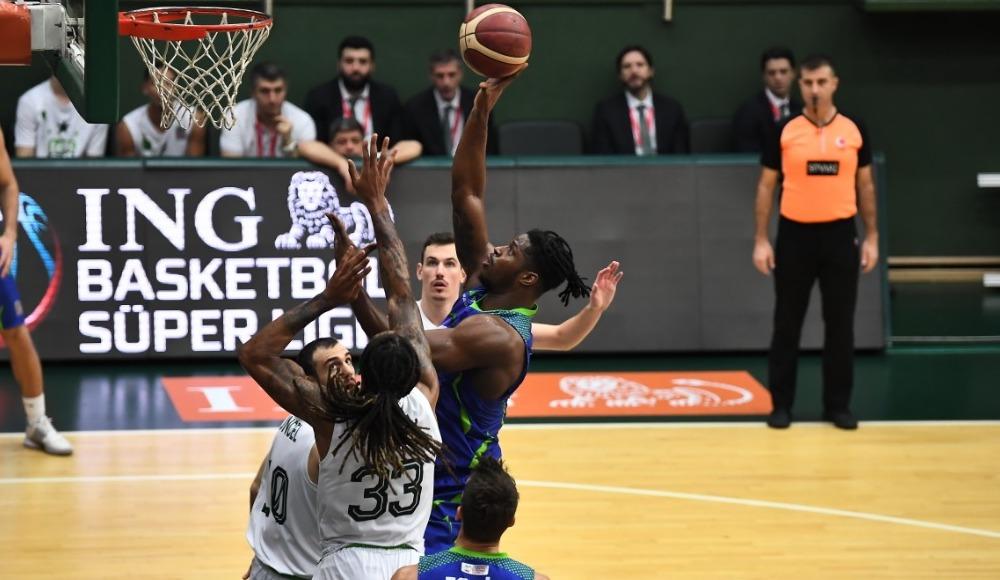 Teksüt Bandırma TOFAŞ'ı 86-80 mağlup etti