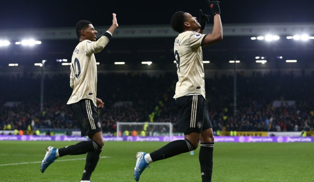 Manchester United deplasmanda kazandı!
