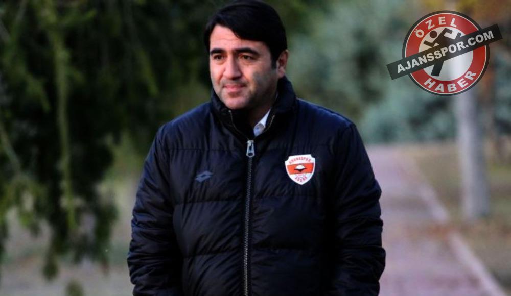 """Bayraktar: """"Daha güçlü bir Adanaspor olacak"""""""