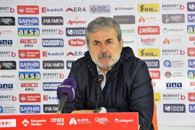 Konyaspor: Aykut Kocaman - Bülent Korkmaz