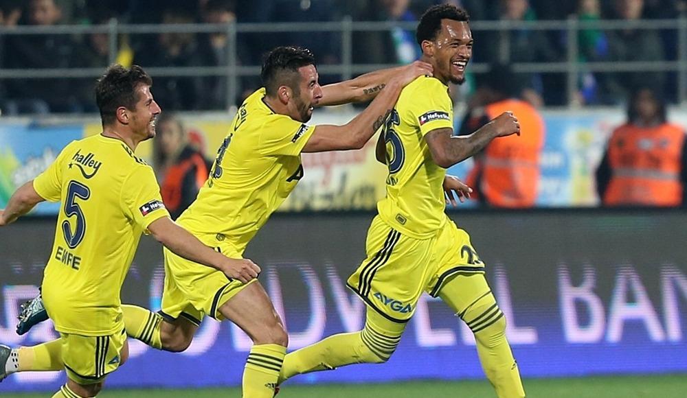 Fenerbahçe geçen sezona 15 puan fark yaptı