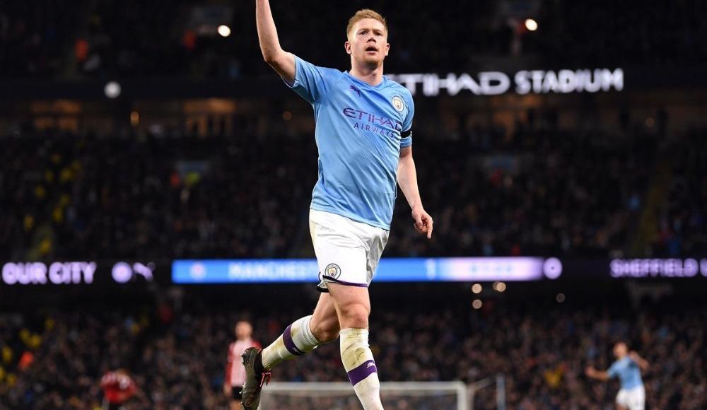 Kevin De Bruyne yıldızlaştı; Manchester City kazandı